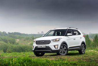 Продажи Hyundai Creta должны начаться в августе 2016 года