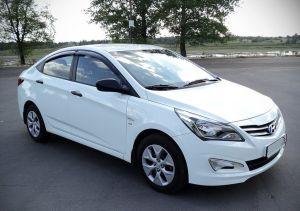 Hyundai Solaris подорожал — без учета скидок седан стоит от 619 900 рублей