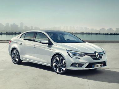 Renault Fluence заменили «Меганом» в кузове седан