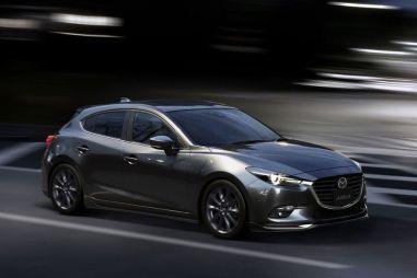 Mazda обновила семейство Axela для рынка Японии