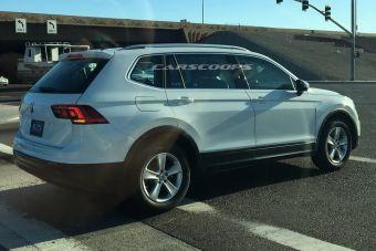 Линейка двигателей у VW Tiguan XL, вероятно, будет такой же, как и у стандартной версии кроссовера.