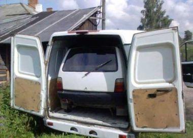 В Курганской области поймали серийного угонщика автомобилей «Ока»