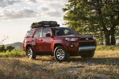 Toyota дополнила 4Runner двумя новыми внедорожными исполнениями