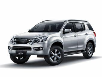 Новые среднеразмерные пикапы и внедорожники Isuzu будет производить совместно с Mazda.