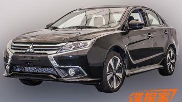 Mitsubishi еще раз обновит Lancer для рынка Китая