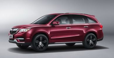На китайском рынке появился клон Acura MDX