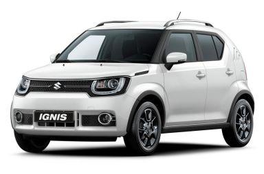 Новый Suzuki Ignis будут продавать в Европе