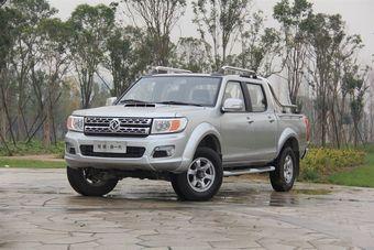 Пикап Rich New выпускается в задне- и полноприводоном вариантах, с дизельным двигателем объемом 2,5 л (116 л.с.) и бензиновым объемом 2,4 л (137 л.с.).