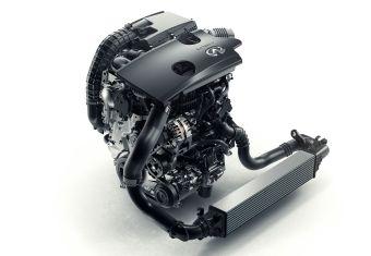 Ожидается, что 2,0-литровый турбомотор новой конструкции со временем заменит 3,5-литровый атмосферный V6.