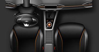 По предварительной информации, XCODE впоследствии станет новым серийным кроссовером Lada, построенным на базе Renault Duster.