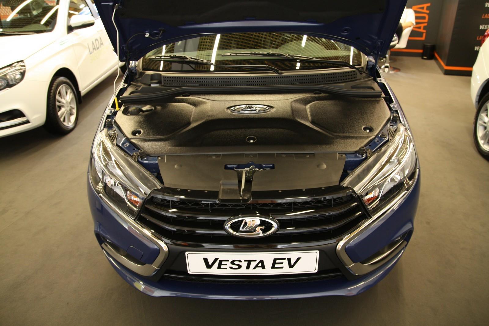 Новая забава – сборка электромобилей на АвтоВАЗе