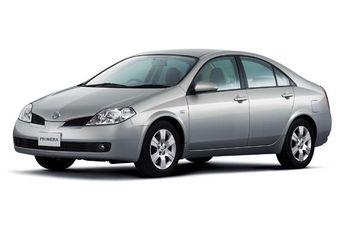 Nissan  свертывает производство Primera