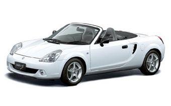 Toyota немного обновила автомобили Celica и MR-S