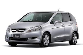 Обновлённая версия Honda Edix уже в продаже