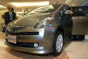 Полный рейтинг продаж автомобилей в Японии за ноябрь 2005 года