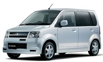 Mitsubishi Pajero Mini и автомобили серии eK обновились
