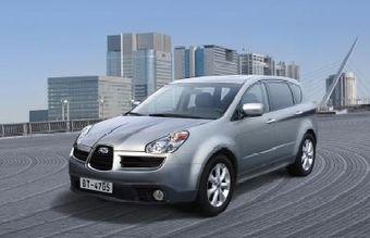 Subaru представит в Женеве европейскую версию Tribeca B9