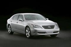 Новость о Lexus LS430