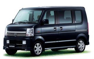 Suzuki отзывает Every и Scrum Wagon