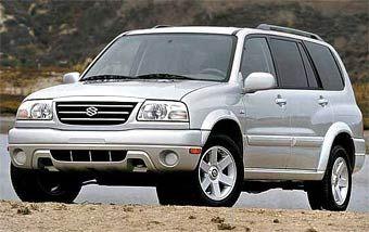 Suzuki отзывает внедорожники Grand Vitara для ремонта