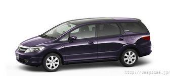 Появились новые комплектации Honda Airwave