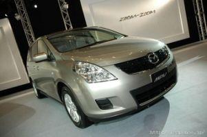Mazda MPV начнут продавать на Гонк-Конге