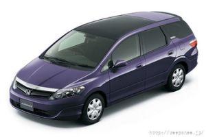 Улучшенный Honda Airwave