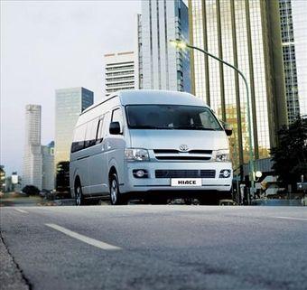 Toyota отзывает свои минивэны и микроавтобусы