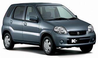 Suzuki Kei прошел малую модернизацию