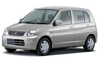 Mitsubishi обновила Minica