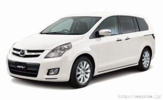 Toyota Estima лидер на рынке минивэнов Японии