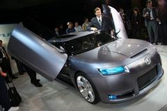 Scion FUSE - концепт-кар брэнда Scion