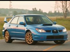 Subaru Impreza WRX-STI 2006