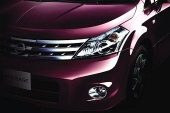 В конце мая появится новое поколение Nissan Presage