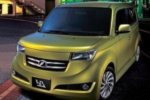 Саунд версия Toyota bB