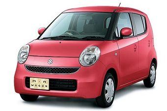 Suzuki и Nissan обменяются машинами