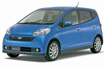 Daihatsu выпускает новый автомобиль – Sonica