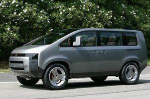 Осенью Mitsubishi обновит модельный ряд