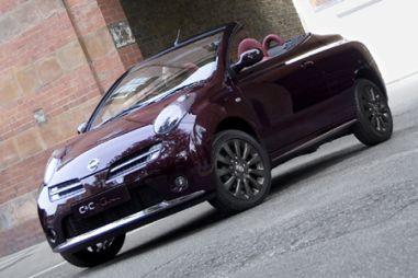 Nissan Micra C+C+Conran Concept для английской публики