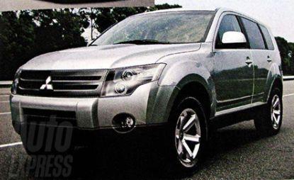 Новая версия Mitsubishi Pajero появится в следующем году
