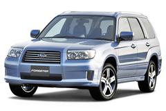 Subaru Forester Air Break