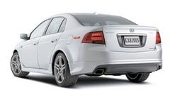 На снимке Acura TL Type A