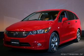 Компания Honda сообщила о том, что количество заказов на покупку Honda Stream превысило в два раза превысило прогнозы.