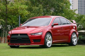 Компания Mitsubishi наконец-то определиась с новым поколением автомобилей Lancer.