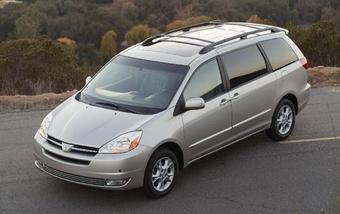 Toyota Sienna – относительно популярный семейный минивэн, который доставил своим американским владельцам немного беспокойства, которое может закончится отзывом этих моделей на доработку.