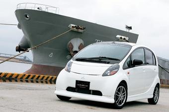 Mitsubishi i – компактный малолитражный автомобиль для жителей японских мегаполисов получил новую комплектацию.