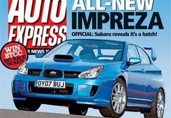 Компания Subaru в ближайшее вермя планирует пополнить линейку автомобилей Impreza в Европе новой версией: полноприводным хэтчбэком.