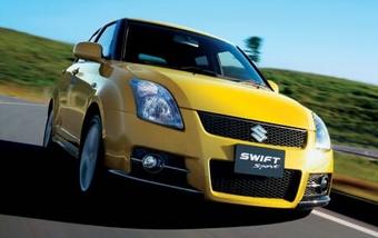 Suzuki Swift Sport будет представлять собой слегка быстрый хэтчбэк...