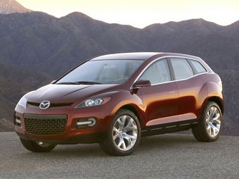 Mazda CX-7 с успехом прошла испытания на прочность.