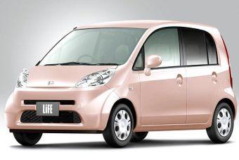 Японские автопроизводители уделяют серьезное внимание малолитражным автомобилям, ориентированным на женскую аудиторию.